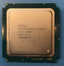 Intel Xeon E5-2697 V2 - 2.7 GHz 12-Core Processor SR2P4