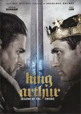 King Arthur: Legend of the Sword (DVD, 2017)