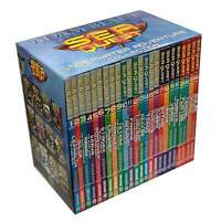 Sea Quest Series 1-6 24 Books Slipcase Edition Collection Set By Adam Blade NEW