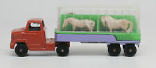 TootsieToy Tractor Trailer For Horses