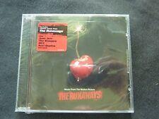 THE RUNAWAYS RARE SEALED SOUNDTRACK CD + HYPE STICKER! SUZI QUATRO JOAN JETT