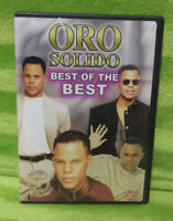 Oro Solido - Best of the Best (DVD, 2006)
