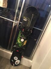 Snowboard Salomon Surface 156 With Sims Link Bindings