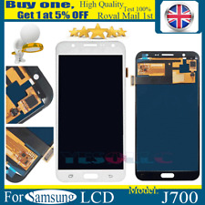 White For Samsung Galaxy J7 2015 J700F J700M Screen LCD Touch Display Digitizer
