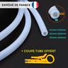 Tube PTFE Teflon tuyau filament extrudeur pour imprimante 3D printer bowden
