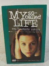 My So-Called Life - The Complete Series (Dvd, 2002, 5-Disc Set) New Sealed