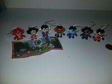 DC Justice League Twistheads Figure Bundle Lot, Kinder Surprise Egg,Wonder Woman