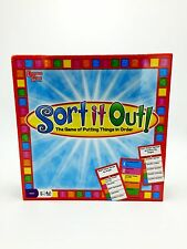 Sort It Out Game by University Games 2008 Edition New in Sealed Box