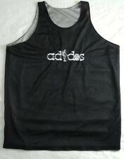 Vintage Adidas Originals Basketball Tank Top Shirt Jersey 90s 80s Hip-Hop Rare