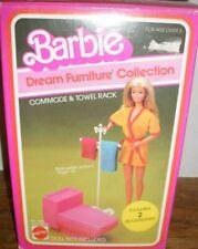 BARBIE BATHROOM FURNITURE 1970s VINTAGE RARE MATTEL DREAM HOUSE BAGNO