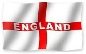 England Football Flag St George Cross 5ft x 3ft Euro Champion 2020