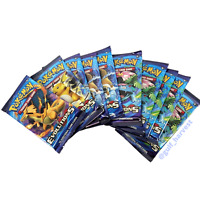 Lot of (10) Pokemon TCG XY Evolutions Booster Packs - NEW/SEALED UNWEIGHED