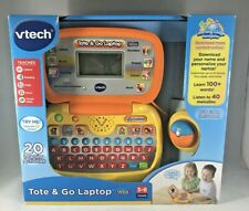 Vtech Tote and Go Laptop WEB 20 Learning Activities Educational Toy 3-6 Years