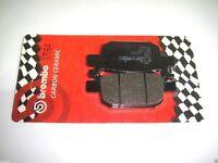 Pastillas Freno Brembo 07064 Trasero Honda Nss Jazz 250 2008 2009 2010