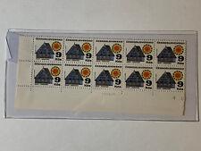 1971-72 Czechoslovakia Stamp Lot AD53 Catalog 1740