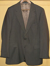 Men's LEVI'S STRAUSS & CO Brown 2-Btn Suit/Blazer Sz 40R Made In The U.S.A.