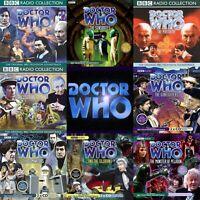 Doctor Who - BBC Radio Soundtrack CDs - Brand New & Sealed - Read Description