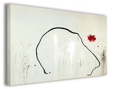 Quadri famosi Joan Mirò vol XXV Stampa su tela arredo moderno arte design
