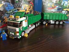 Used Lego CITY 7998 Heavy Hauler YEAR 2007