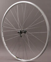 Mavic Open Pro 32h SILVER Shimano Ultegra 6800 Hub Road Bike Front Wheel