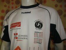 Ancien MAILLOT HUMMEL CHAMBÉRY SAVOIE MONT-BLANC HANDBALL CSH Jersey Camiseta