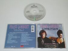 FRANZ LAMBERT/PLEASE DON'T GO/DIE HITS DES JAHRES(POLYDOR 517 310-2) CD ALBUM