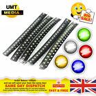 SMD/SMT LEDs - 0402, 0603, 0805, 1206 - Red, Blue, Green, White, Orange, Yellow
