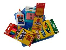 Back To School Supplies Essentials Bundle Pack perfect for Grades K-12