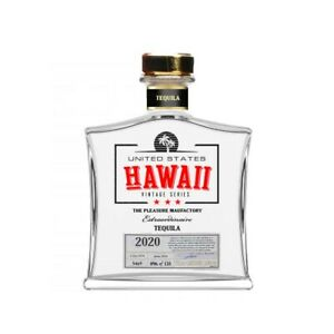 United States Hawaii Collection 70cl 40% Noble Tequila Mexico