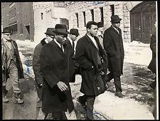 1965 Cassius Clay, Chicago Black Muslim Convention, Orig Photo 8 x 10. 5,