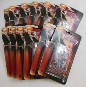 Bleach TCG CCG Booster Packs 12 Sealed new - base premiere set