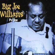 Big Joe Williams - Po Jo [New CD]