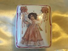 Vintage Heirloom Tradition Maud Humprey Bogart My First Dance Music Box