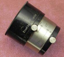 Leica Nickel FIKUS Hood with Hektor mark  #9 .......... Rare !!