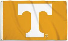 Tennessee Volunteers 3' x 5' Flag (Logo Only on Orange) NCAA Licensed