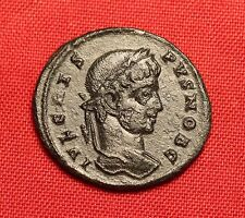 Ancient Roman Bronze AE3 Coin, Crispus - Extra Fine!
