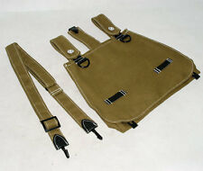 WW2 GERMAN ARMY BREAD BAG WITH SHOULDER STRAP -31986