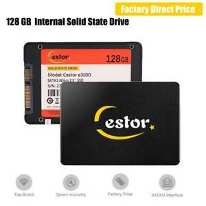 """Brand New Cestor 120GB SSD 2.5"""" SATA 3 6Gbps Internal Solid State Drives 500MB/s"""