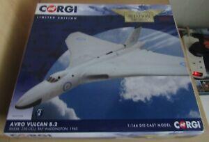 Corgi Aviation Archive Diecast Avro Vulcan B.2,  AA31208