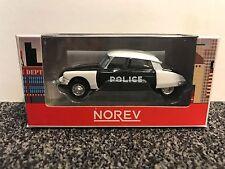 "CITROEN DS ""police"" 1955-1962 1:58 NOREV"
