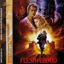 Flesh+Blood - Original Soundtrack [2002] | Basil Poledouris | Prometheus CD