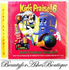 Psalty's Kids Praise 6 Worship Childrens Singalong Heart to Change the World CD