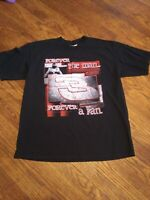 Dale Earnhardt Double Graphic T-shirt Size Large