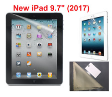"""Ultra Clear  HD Screen Protector Guard Cover For New Apple iPad 9.7"""" ( 2017)"""
