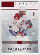 GEORGES LARAQUE 2014-15 Upper Deck Artifacts Ruby Card #54 #/599 Canadiens