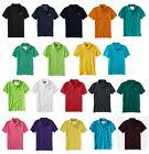 NWT AEROPOSTALE Mens Logo Solid Pique Polo Shirt T-Shirt Tee XS S M L XL 2XL 3XL