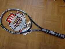 RARE NEW Wilson Hyper Pro Staff 7.6 Rollers 98 head 4 3/8 grip Tennis Racquet