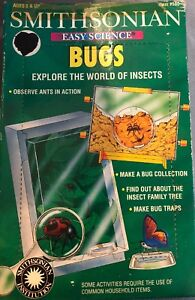 Smithsonian Easy Science 580 Weather Bugs NEW