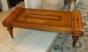 Antique Weiman 'Heirloom' No 909-337 Coffee Table
