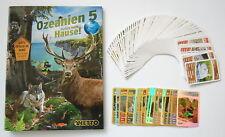 Netto - Ozeanien 5  zurück nach Hause! Glitzerkarten und Sets zum Aussuchen